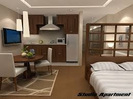 studio type apartment difference between studio apartment and one bedroom