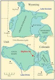 Bear Lake Utah Map by Exploring Utah U0027s Other Great Lake U2013 Utah Geological Survey