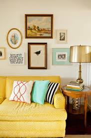 Yellow Decor Ideas Top 25 Best Yellow Couch Ideas On Pinterest Gold Couch Mustard