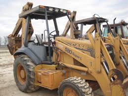 2000 case 580 super l backhoe loader