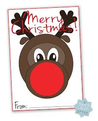 rudolph christmas gift