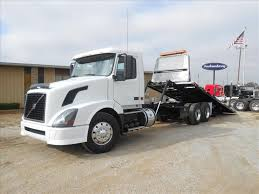 used volvo trucks used 2008 volvo vnl rollback truck for sale in ms 6375