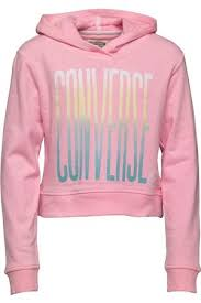 converse girls u0027 hoodies u0026 sweatshirts compare prices and buy online