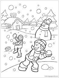 coloring pages about winter disney winter coloring pages refugeesmap info