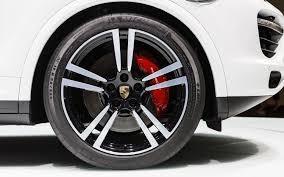 porsche turbo wheels 2013 detroit 2014 porsche cayenne turbo s truck trend news