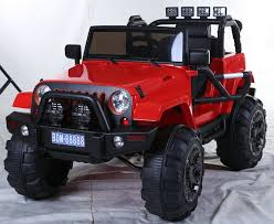 small jeep for kids white jeep wrangler power kids 12v ride on toy remote control