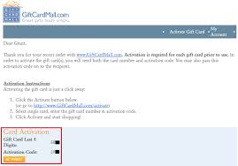 gift cards email gift card mall gcm is now emailing activation codes