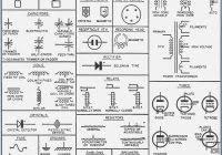 electrical schematic symbols legend brainglue co