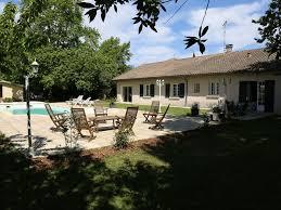 family house pool large lot saint selve near the brede saint