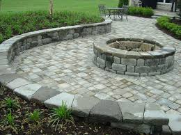 Large Pavers For Patio by What Is The Difference Between Clay Pavers Concrete Pavers Patio
