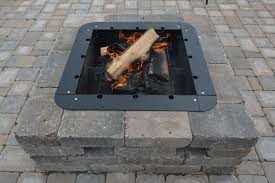 Fire Pit Insert Square by Fabulous Fire Pit Inserts Square Garden Landscape