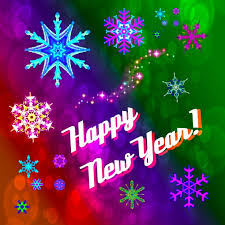 happy new year post card postcard happy new year free stock photo domain pictures