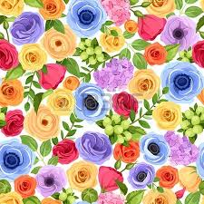 Blue And Purple Flowers 2 762 Anemone Flower Stock Illustrations Cliparts And Royalty