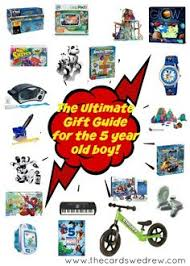 kindergarten toys present or gift ideas for 5 year old boys