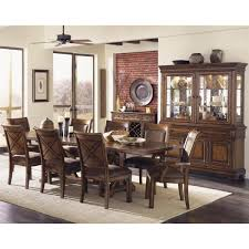 trestle dining table set classic larkspur trestle dining table set