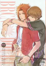 masaomi brothers conflict brcn doubt u2013 brothers conflict official doujinshi u2013 doropyan u0027s world