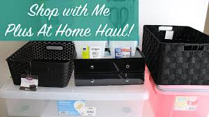 I Home Store by Shop With Me At The At Home Store Plus See My At Home Store