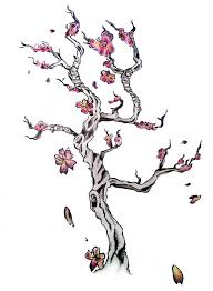 cherry blossom tree design 3 tattoos
