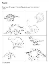 preschool literacy worksheets the 25 best dinosaur worksheets ideas on dinosaurs