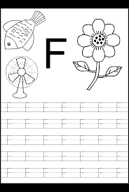 cursive lowercase d coloring page 12 letter f tracing