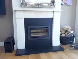 fireplace wall stone kits home decor loversiq tips amazing outdoor