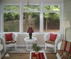 Enclosed Patio Windows Decorating Beautiful Enclosed Patios Interior Design Blogs