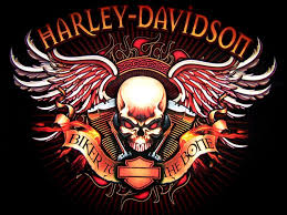 harley davidson logo skull bikes motorcycle wallpaper 1600x1200