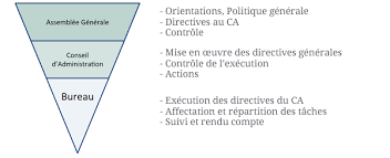 association bureau conseil d administration l organisation associative