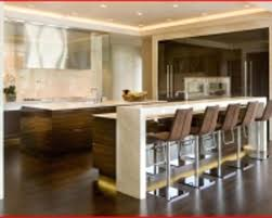 exemple de cuisine ouverte design d intérieur model de cuisine americaine 7 bar