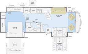 itasca rv floor plans slideouts including a full wall slide create a more roomy living