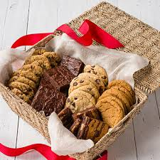 cookie gift basket the most gourmet gift baskets cookies brownies and cakes