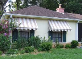Discount Window Awnings The Trevi Window Canopy Awning Retractableawnings Com