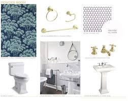 Sam Has A Great Experience With Powder Coating Her Vintage by Ask The Audience Powder Room Vanity And A Sneak Peek Emily