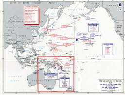 world war ii pacific all documents