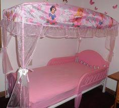 Disney Princess Toddler Bed With Canopy Canopy Bed Design Beautiful Princess Toddler Bed With Canopy