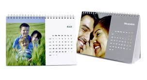 calendrier de bureau photo calendriers bureau a5 tictacphoto