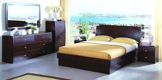 napoli platform bed group with storage contemporary bedroom