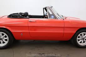 1969 alfa romeo duetto spider beverly hills car club