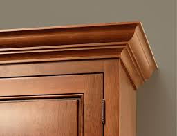 kitchen cabinet molding ideas crown molding on top of kitchen cabinets homecrack com
