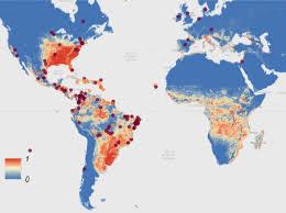 map of usa zika zika virus mapping the outbreak