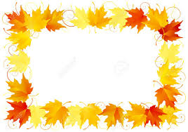 3 011 thanksgiving border stock illustrations cliparts and