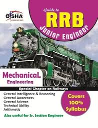 guide to rrb junior engineer mechanical engineering 1st edition
