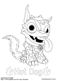 skylanders 37 cartoons u2013 printable coloring pages