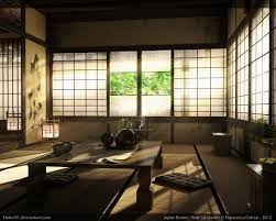 3d room japan room final 3d render by goophou on deviantart