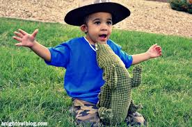 Boys Kids Halloween Costumes Easy Gator Boys Homemade Halloween Costumes Night Owl Blog