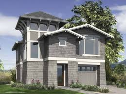 lake home plans narrow lot house plans and design modern house plans view lot decor