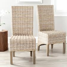 dining room woven chairs dining rattan dining chairs