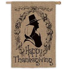 thanksgiving house flags happy thanksgiving house flag burlap thanksgiving flags holidays
