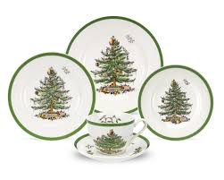 spode tree 5 placesetting spode usa