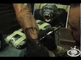 duke103 com tattoo king kong 2010 youtube